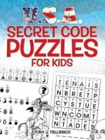 U.S.A. Secret Code Puzzles for Kids - Tony Tallarico