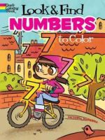 Look & Find Numbers to Color - Victoria Maderna