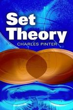 A Book of Set Theory - Charles C. Pinter