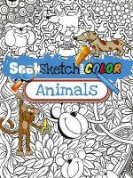 Seek, Sketch and Color -- Animals : Sensational Spiders: A Comprehensive Guide to Some... - Susan Shaw-Russell