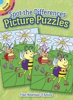 Spot the Differences Picture Puzzles - Fran Newman-D'Amico