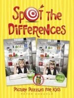 Spot the Differences Picture Puzzles for Kids - Peter Donahue