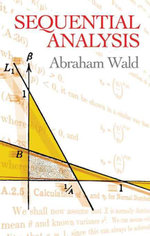 Sequential Analysis - Abraham Wald