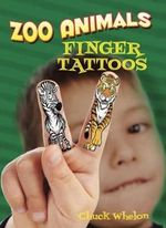 Zoo Animals Finger Tattoos - Chuck Whelon