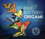 Easy Butterfly Origami : Dover Origami Papercraft - Tammy Yee