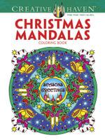 Creative Haven Christmas Mandalas Coloring Book : Creative Haven Coloring Books - Marty Noble