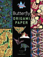 Butterfly Origami Paper - Dover