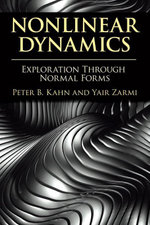 Nonlinear Dynamics : Exploration Through Normal Forms - Yair Zarmi