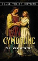 Cymbeline : Dover Thrift Editions - William Shakespeare