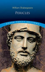 Pericles : Dover Thrift Editions - William Shakespeare