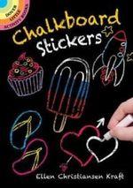Chalkboard Stickers - Ellen Kraft