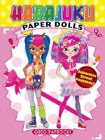 Harajuku Paper Dolls : Japanese Street Fashions! - Greg Paprocki