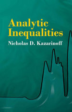 Analytic Inequalities - Nicholas D. Kazarinoff