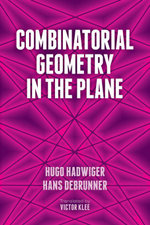 Combinatorial Geometry in the Plane - Hugo Hadwiger