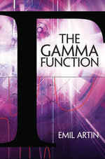 The Gamma Function - Emil Artin