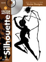 Silhouette Vector Motifs : A Visual History of Corsets, 1850-1950 - Alan Weller