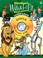 Denslow's Wizard of Oz Illustrations : Electronic Clip Art - Ted Menten