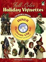 Full-Color Holiday Vignettes - Dover Publications Inc