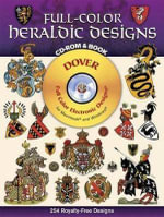 Full-color Heraldic Designs : 4260 Illustrations of Japanese Crests - Dover
