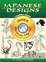Japanese Designs - Dover Publications Inc