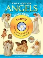 Full-Color Angels : Dover Pictorial Archives - Dover Publications Inc