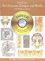 Full Color Art Nouveau : Dover Pictorial Archives - Dover Publications Inc