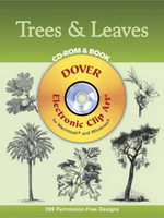 Trees and Leaves : Electronic Clip Art Ser. - Dover Publications Inc