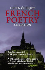 Listen & Enjoy French Poetry - Dover Publications Inc