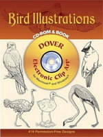 Bird Illustrations - Dover Publications Inc
