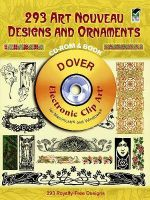 289 Art Noveau Designs and Ornaments - Dover Publications Inc