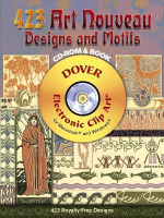 422 Art Nouveau Designs and Motifs - J. Klinger
