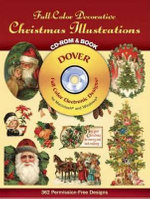Decorative Christmas Illustrations - Dover Publications Inc
