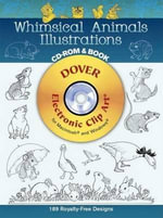 Whimsical Animals Illustrations - Dover Publications Inc