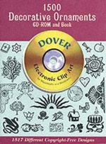 1600 Decorative Ornaments - Dover
