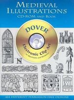 Medieval Illustrations : Electronic Clip Art for Macintosh and Windows - Dover Publications Inc