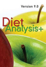 Diet Analysis Plus 9.0 Windows/Macintosh - Wadsworth