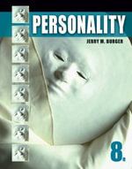 Personality : Psy 235 Theories of Personality - Jerry M Burger