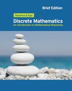 Discrete Mathematics : Introduction to Mathematical Reasoning - Susanna S Epp