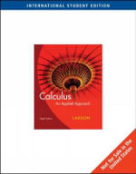 Calculus : An Applied Approach - Ron Larson