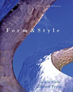 Form and Style : Research Papers, Reports, Theses: Includes 2009 MLA Update - Carole Slade
