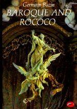 Baroque and Rococo : World of Art - Germain Bazin