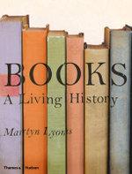 Books : A Living History - Martyn Lyons