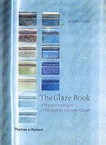 The Glaze Book : A Visual Catalogue of Decorative Ceramic Glazes - Stephen Murfitt