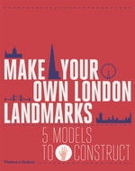 Make Your Own London Landmarks : 5 Models to Construct - Keith Finch