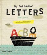 My First Book of : Letters - Angels Navarro