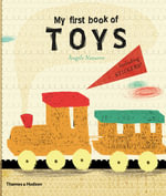 My First Book of : Toys - Angels Navarro