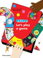 Let's Play a Game! : Everything You Need to Play Six Board Games - Okido