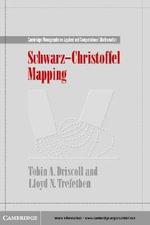 Schwarz-Christoffel Mapping - Tobin A. Driscoll