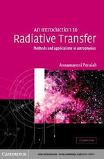 An Introduction to Radiative Transfer - Annamaneni Peraiah