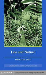 Law and Nature - David Delaney